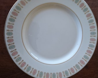 Lavalliere pattern salad plate by Castleton China