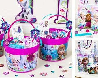 Frozen  party favor cups