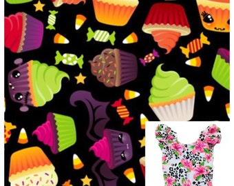 Cupcake Monster Swoopback Leotard