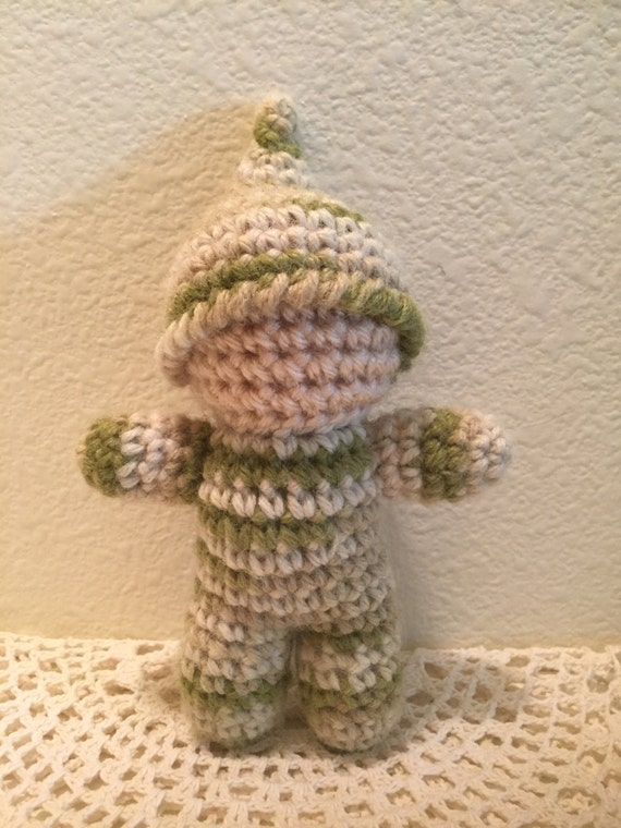 Baby Gnome Crochet Pattern