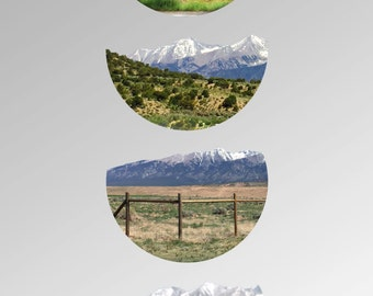 Mountains of Colorado (Digital Download) (11x17in)