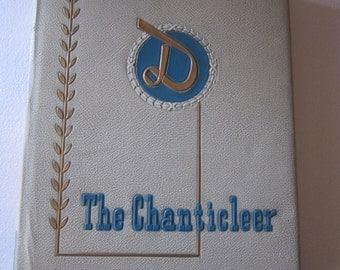 Duke University 1941 Yearbook    The Chanticleer