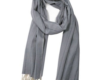 Kotton Hand-Woven Cotton Scarf - Shawl - Wrap