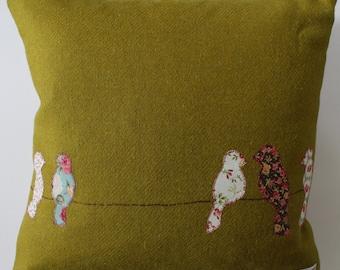Large Harris Tweed Cushion