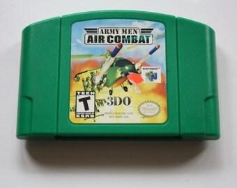 Army Men Air Combat for Nintendo 64 N64