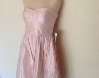 NWT Stunning Champagne Pink Dress