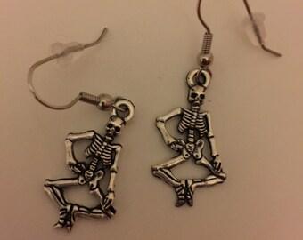 Skeleton Earrings - HH5
