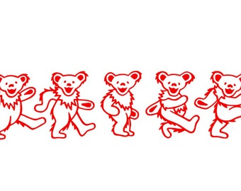 Greatful Dead Dancing Bears