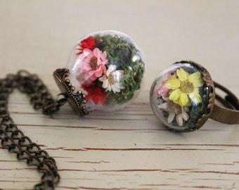 DIY Garden Jewellery Kit