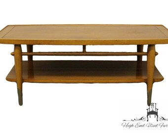 "LANE FURNITURE Mid Century Modern 42"" Coffee Table 861"