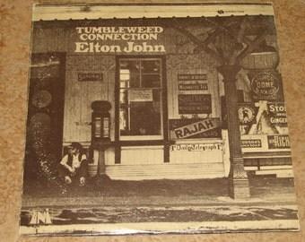 """Elton John  """"Tumbleweed Connection""""  Record"""