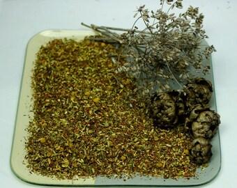 Rooibos & Green Honeybush Tisane Very Healthy Vegan Gift Wrapped Mother's Day Herbal Detox International Womens Day Infusion vegetarian