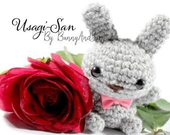 Usagi-San Amigurumi/Crochet