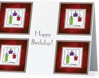 birthday-birthday card-gifts-notecards - 4 x 5 birthday card