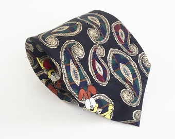 Novelty tie: Garfield tie, fun ties, cool ties, awesome tie, wacky tie, weird tie