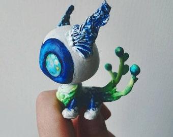 LPS alien custom