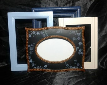 Shabby Chic Picture Frame collection / Gallery Wall Frames / Ornate Picture Frames