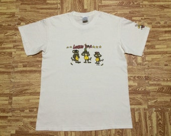 Vintage Early 90s The Beastie Boys Brass Monkey Band T-shirt Medium Size Made In Usa