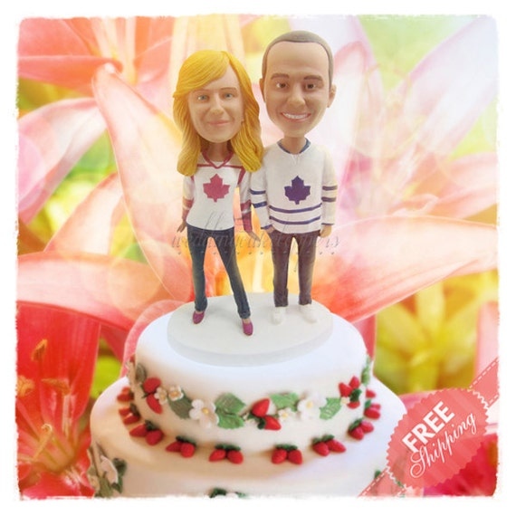 custom wedding cake topper canada cake toppers canada personalised cake topper unique wedding 13248