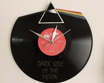Wall clock, Pink Floyd Vinyl clock