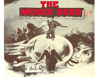 Phantasm (1979) Movie Poster The Never Dead