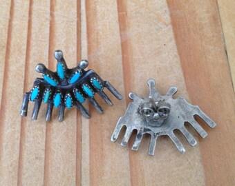 Zuni Pettipoint Earrings