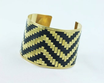cuff bracelet,  cuff bracelets , gold bracelet , gold bracelets , weave cuff , basket weave cuff ,gift for her