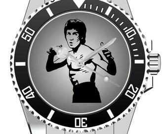 Bruce Lee - KIESENBERG ® Uhr 2513