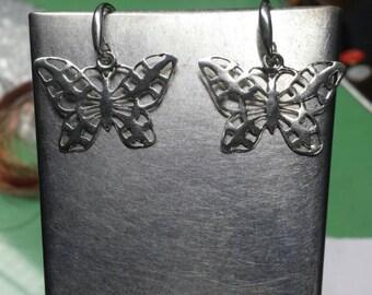 """Earrings """"Butterflies"""""""