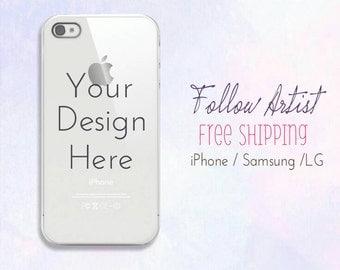 Custom iphone case,Custom Samsung case,Custom LG case,Custom clear case,Personal case,Free Shipping Case