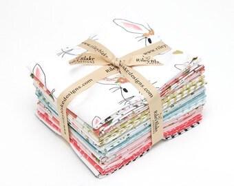 Wonderland Fat Quarter Bundle by Melissa Mortenson for Riley Blake Designs FQ 5180 15