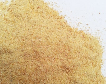Lemon Peel Powder Natural Exfoliant for Soaps, Body Scrubs, Beauty Products