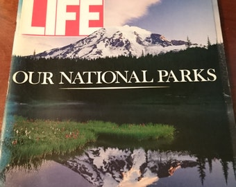 Life Magazine Summer Special 1991/Our National Parks