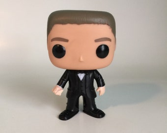 Custom Funko pop Groom Wedding Cake Topper (FREE SHIPPING to U.S.)
