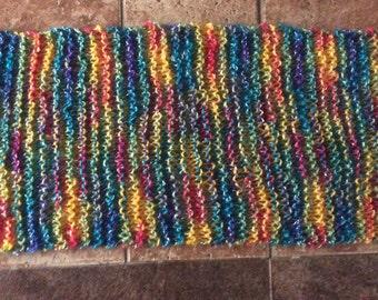 Vivid color scarf, super soft!
