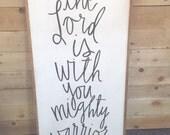2'x4' Judges 6:12...