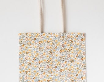 Cloth bag - fall - handmade with love