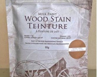 Homestead house milk paint wood stain 80g