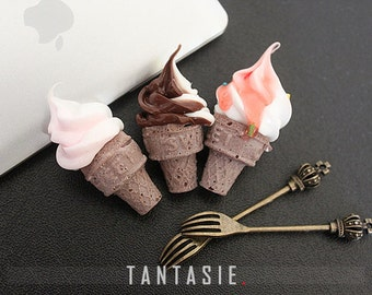 TANTASIE / BJD Choco/Strawberry/Strawberry Jam Mix Vanilla Icecream for 1/4、1/6