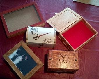 Empty box Pocket