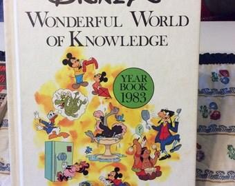 1983 Disney's Wonderful World of Knowledge
