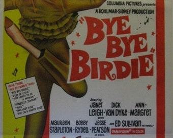 Bye Bye Birdie - 1963  Original Australian Daybill