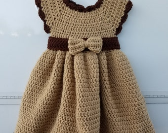 The Coffee Cake Dress