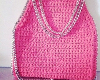 Crochet 3 chain falabella model