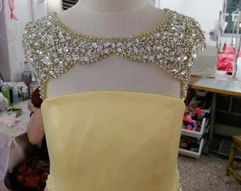 Made to Order girls Pageant Evening Flower Girl Dress