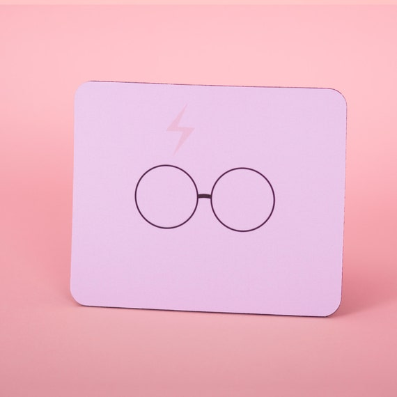 Harry mouse pad pink - mouse mat 3P009