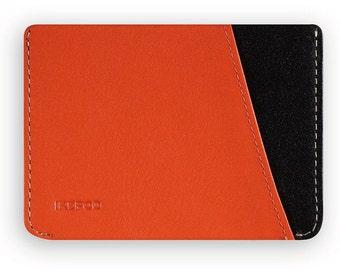 Micro Slim Wallet Orange (IKE0128_ORA)