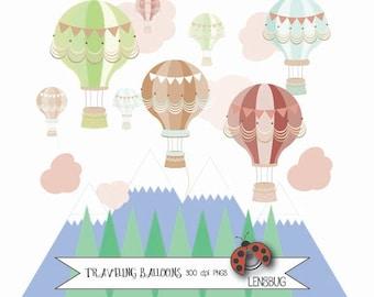 hot air balloon clipart, hot air balloon clip art,hot air balloon art, hot air balloons, hot air balloon, air balloons clip art, balloons