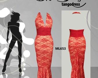 Milonga Tango Dress