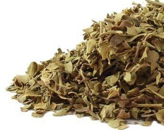 Certified Organic Chaparral Leaf - Dried Herb - 4oz